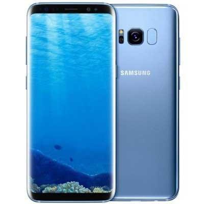 samsung galaxy s8 plus hang nhat mau xanh