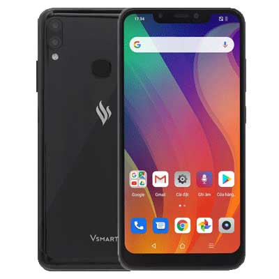 vsmart joy 1 plus mau den black