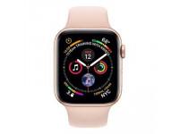 Apple Watch Series 4 LTE - mặt thép, dây cao su