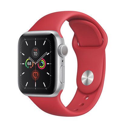 apple watch series 5 - 40mm - gps mau do
