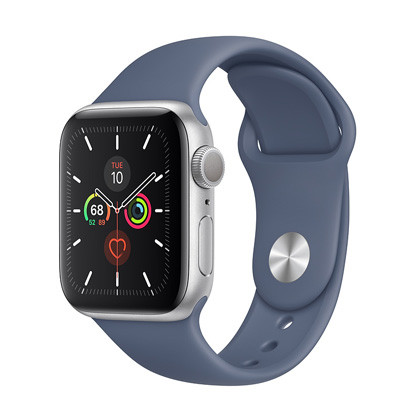 apple watch series 5 - 40mm - gps mau xanh
