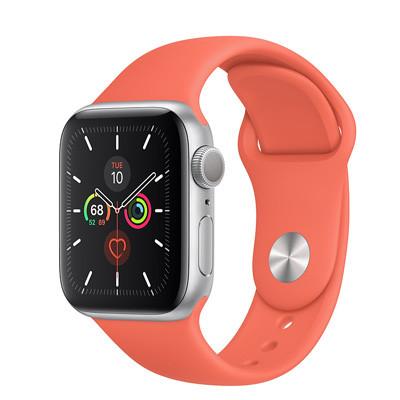 apple watch series 5 - 44mm - gps mau cam