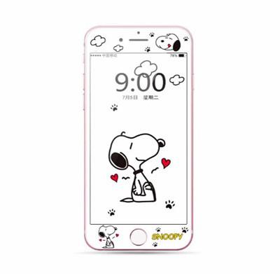 Ốp lưng iPhone 6 Glass Protector hoạt hình