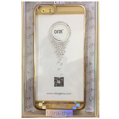 Ốp lưng iPhone 6 Dita trang trí họa tiết nhựa dẻo
