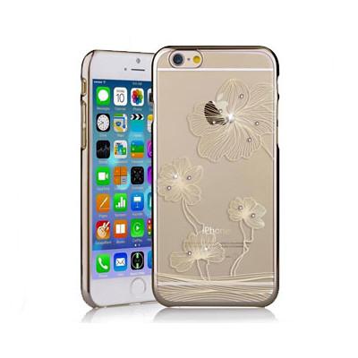Ốp lưng iPhone 6 X-Fitted hoa đính đá