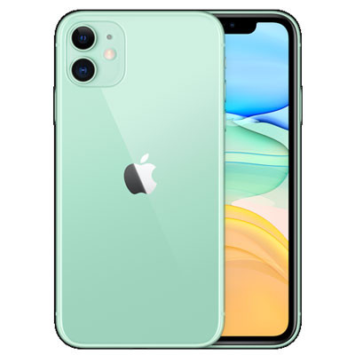 iPhone 11 64GB cũ màu xanh