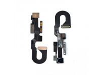 Thay dây nguồn camera trước/tiếp xúc loa/cảm biến áp tai iPhone 8