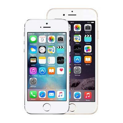 Độ vỏ iPhone 5S lên iPhone 6S