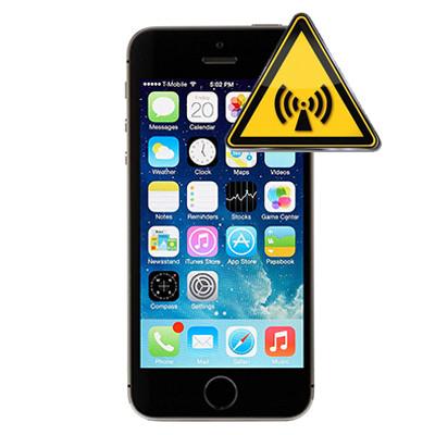 Sửa lỗi iPhone 5s mất sóng