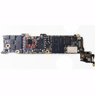 Sửa lỗi iPhone 5s nâng cấp ổ cứng 16GB thành 64GB