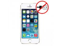 Sửa lỗi iPhone 5 không nhận sạc