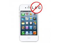 Sửa lỗi iPhone 4G vào camera trước treo máy
