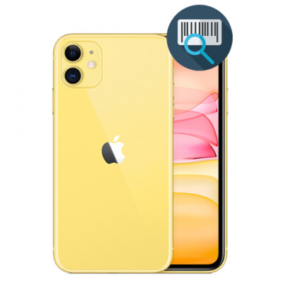 Check imei iPhone 11