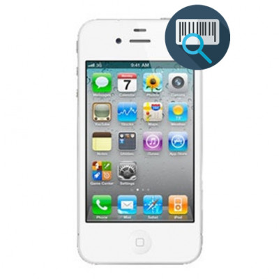 Check imei iPhone 4s full thông tin