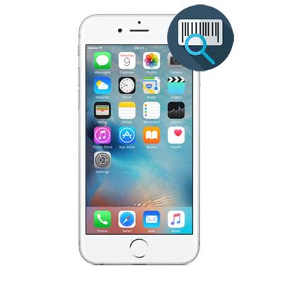 Check imei iPhone 6 full thông tin