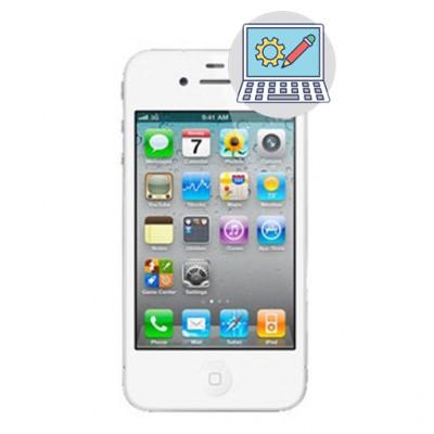 Chạy phần mềm, sửa lỗi phần mềm, chạy bỏ pass iPhone 4