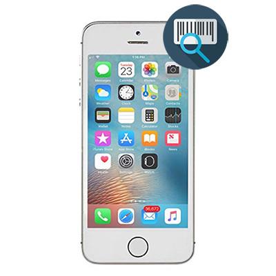Check imei iPhone 5 full thông tin