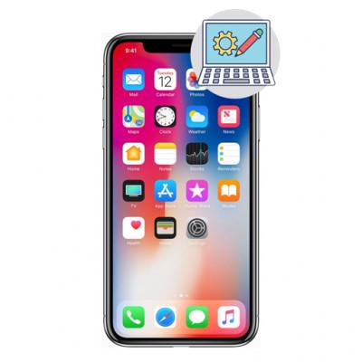 Chạy phần mềm, sửa lỗi phần mềm, chạy bỏ pass iPhone X