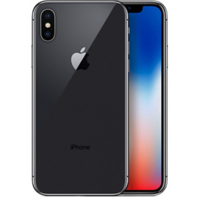iphone x 64gb cpo grey