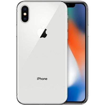 iphone x 64gb cpo silver