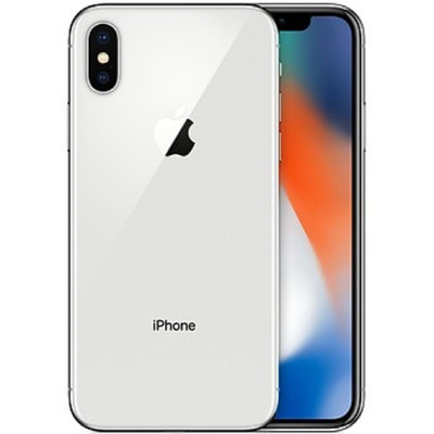 iphone x 256gb cpo silver