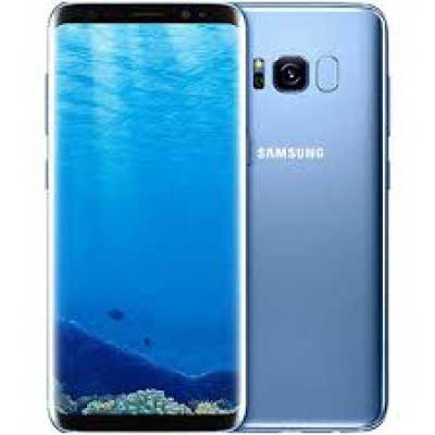 samsung galaxy s8 plus cu mau xanh duong
