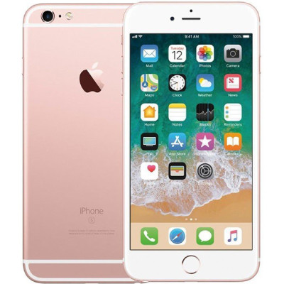 iphone 6s plus 128gb cpo vang hong
