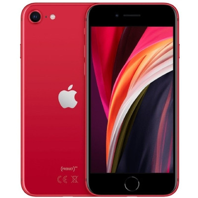 iphone se 2020 256gb red