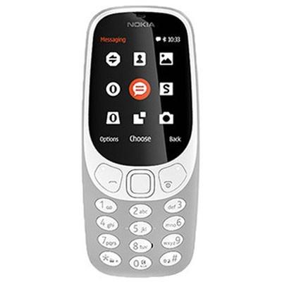 Nokia 3310 2 sim 2017 mau xam