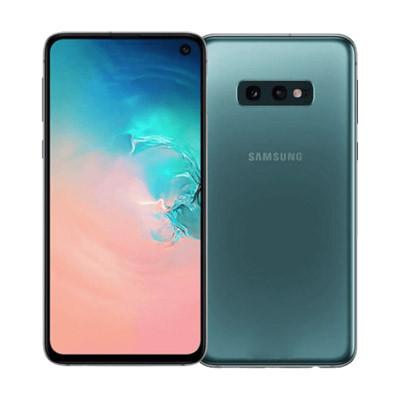 galaxy s10e mau xanh la
