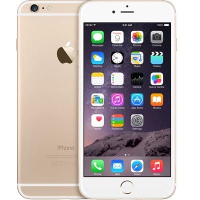 iphone 6 plus 64gb lock gold