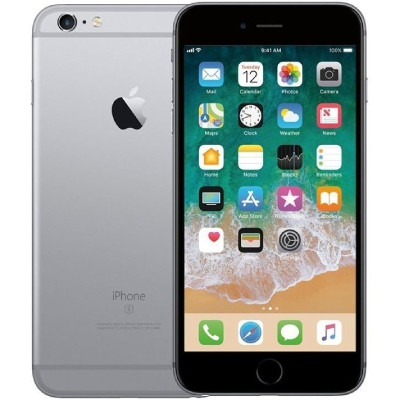 iphone 6 plus 64gb lock grey