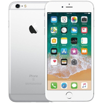 iphone 6s plus 16gb lock silver