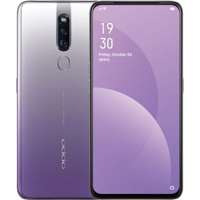 oppo f11 hang cong ty mau tim