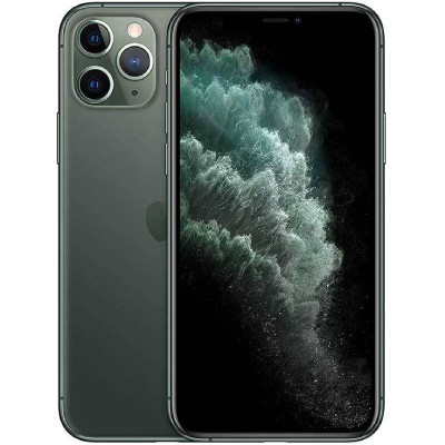 iphone 11 pro max cu 64gb xanh den