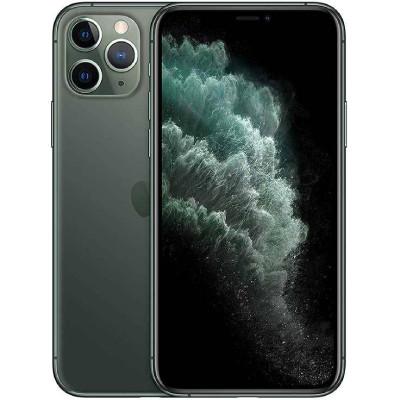 iphone 11 pro max 256gb cu xanh den