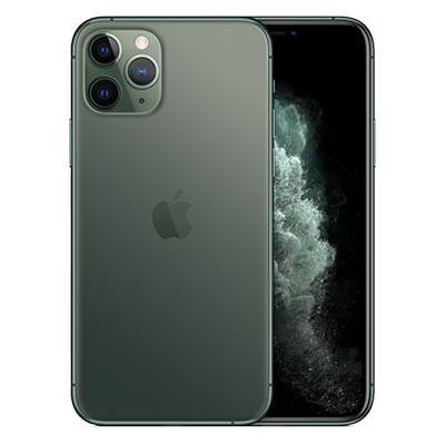 iphone 11 pro 256gb cu xanh den