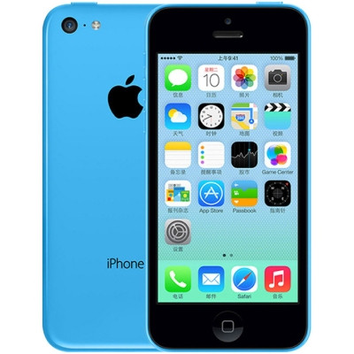 iphone 5c 32gb cu xanh da troi