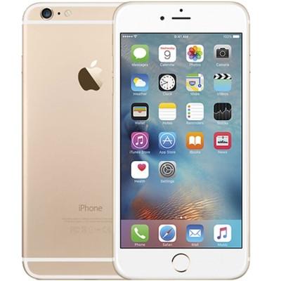 iphone 6 plus 128gb lock cu vang