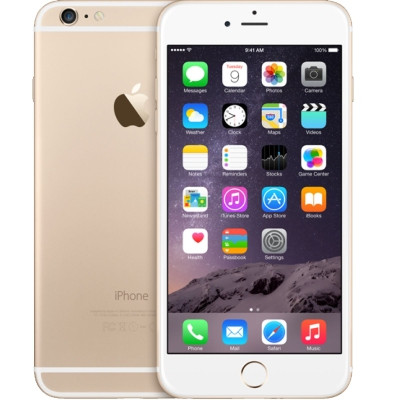 iphone 6s plus 64gb lock cu vang