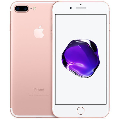 iphone 7 plus 32gb cu vang hong