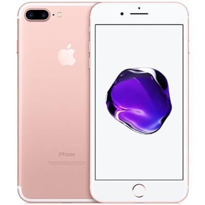 iphone 7 plus 256gb cu vang hong