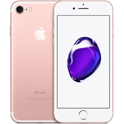 iphone 7 256gb cu vang hong