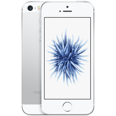 iphone se 16gb cu silver