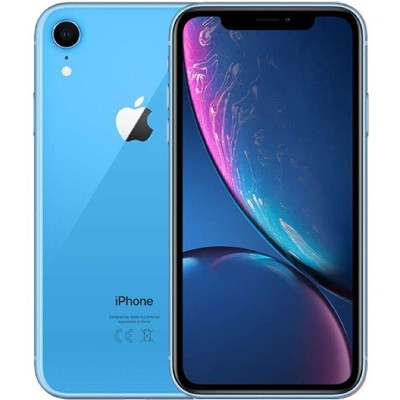 iphone xr 256gb cu xanh