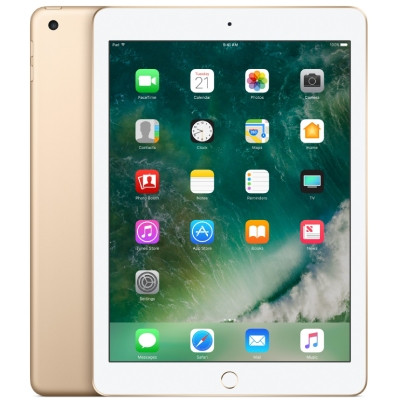 ipad gen 5 wifi cellular gold