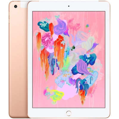 ipad gen 6 wifi cellular rose gold