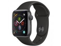 Apple Watch Series 4 GPS - mặt nhôm - dây cao su - 44mm - Cũ