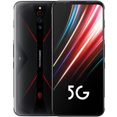 nubia red magic 5g black