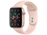 Apple Watch Series 5 - 44mm - GPS - mặt nhôm, dây cao su